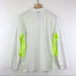 Coolibar Shirts - Coolibar Quarter Zip Long Sleeve Shirt UPF 50+